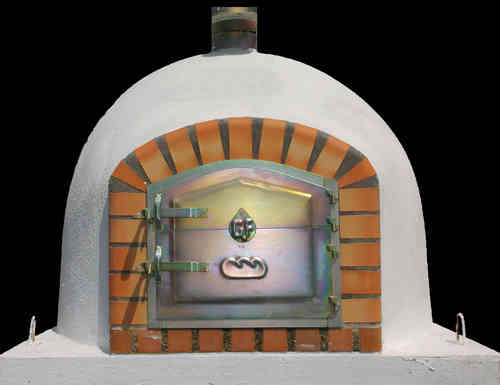 Traditional Wood Fired Pizza Oven