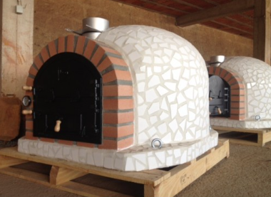 Wood Fired Pizza Ovens Are Multi Tasking